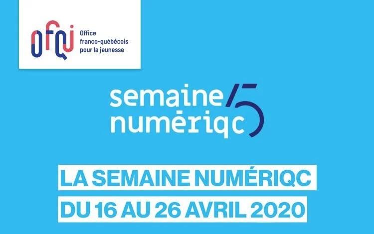 Semaine NumeriQC 2020