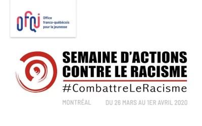 Semaine d'actions contre le racisme de Montréal 2020