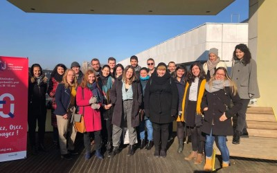 Les Rencontres des jeunes professionnels du spectacle vivant aux BIS de Nantes : 2 journées pour échanger et créer de nouvelles collaborations entre la France et le Québec