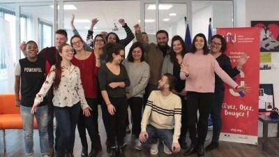 Promotion 2020-1 Service civique - Groupe Québec