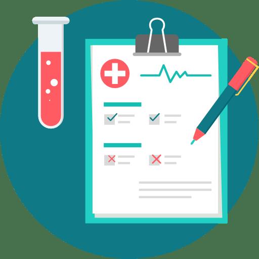 medical history par Icon Pond - flaticon
