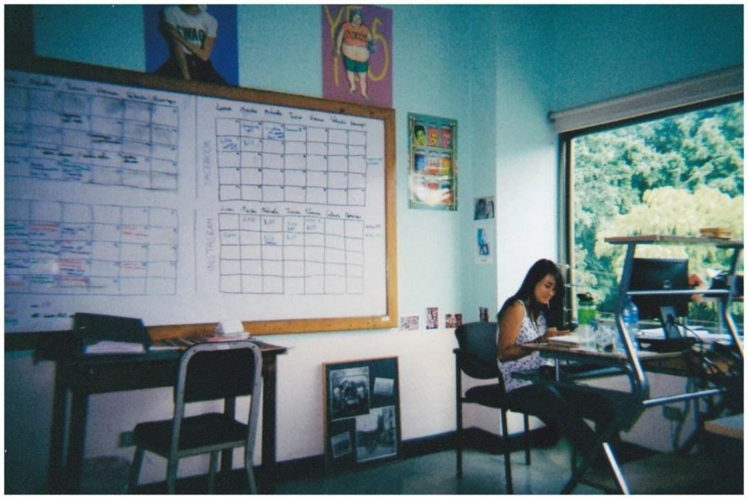 Sarah Bouazza, Guatemala