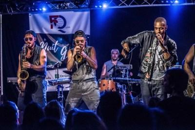 Nuit Givrée 2018 - Concert de Valaire