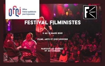 Festival Filministes virtuel 2021