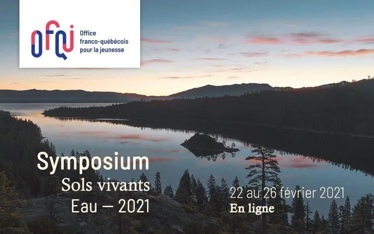 Symposium Sols vivants 2021