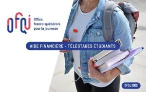 Aide aux téléstages étudiants