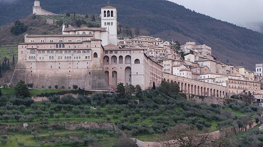 """Assisi, Enzo Fortunato: """"Vado da Francesco"""""""
