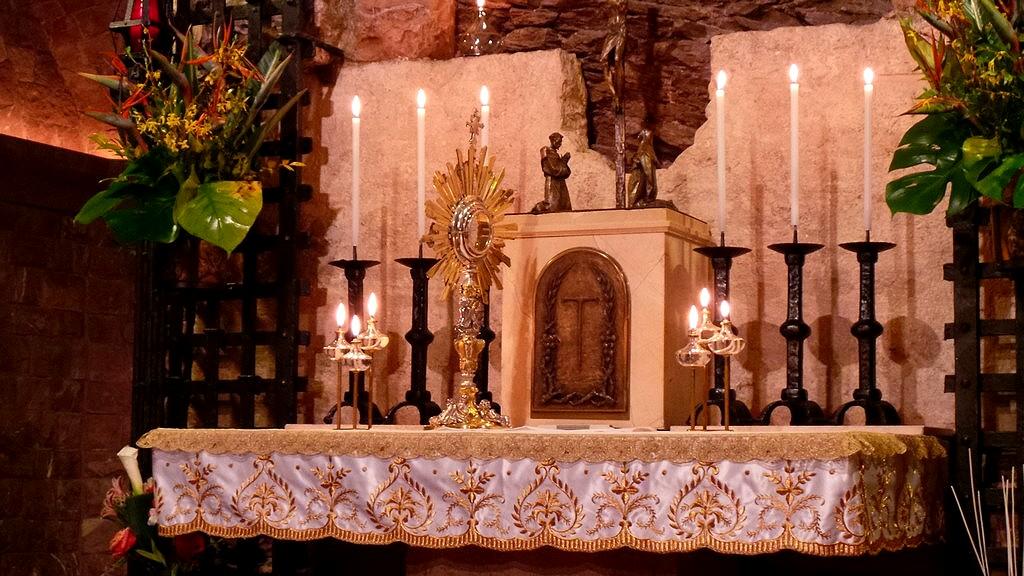 Martedì 21 febbraio 2017 adorazione in Tomba al Sacro Convento di Assisi