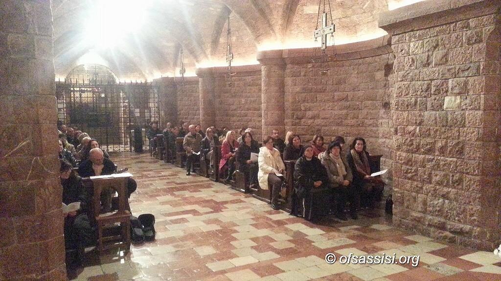 Santa Messa il 16 e Adorazione il 24, appuntamenti religiosi per Milizia e Ofs