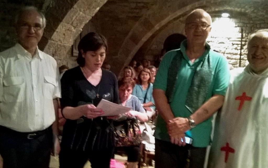 Due nuovi Fratelli iniziati al Noviziato nella Fraternità di Assisi
