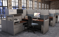 Discount Custom Cubicles | Modern Office Cubicles ...