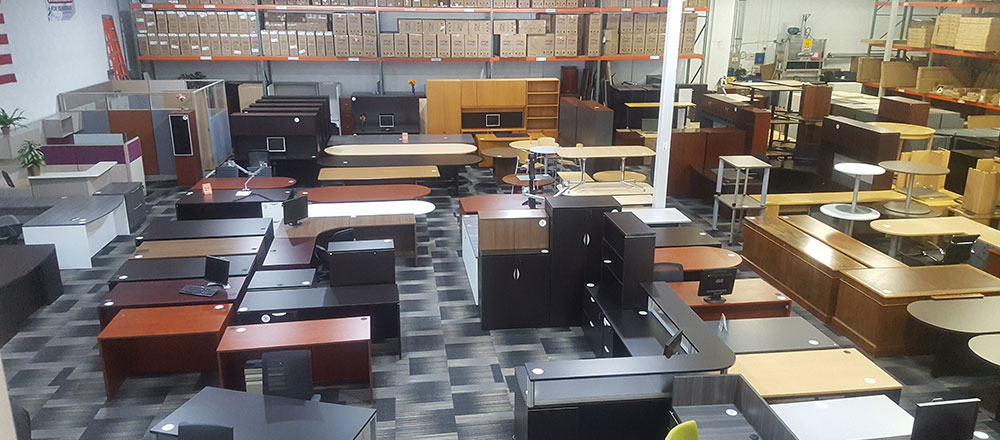 Discount New  Used Office Furniture in Store  Online