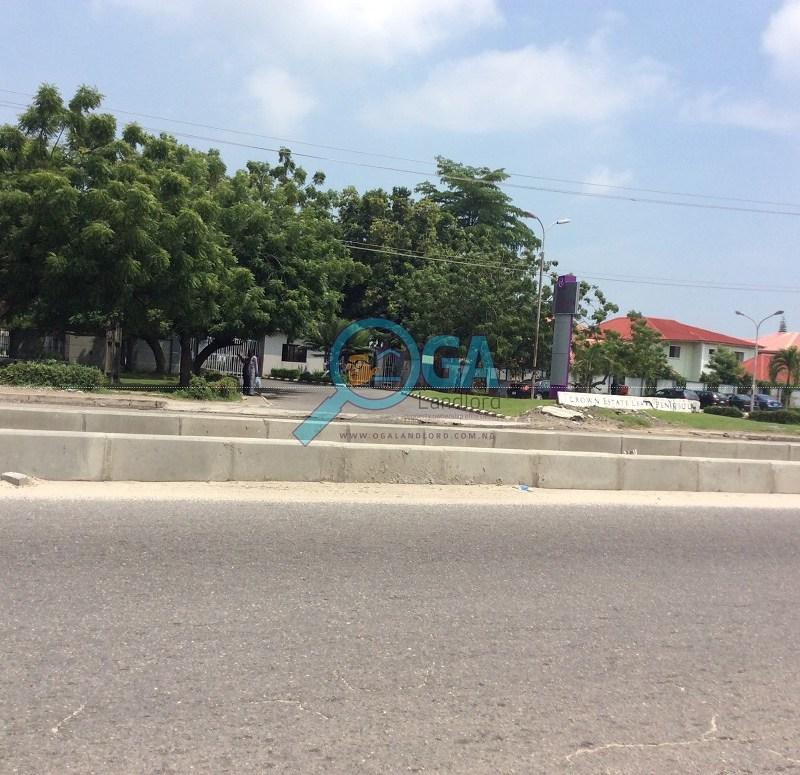 Crown Estate - Neighbourhood at Logic Palms Estate Near Novare Shoprite in Abijo, Ajah, Lagos State