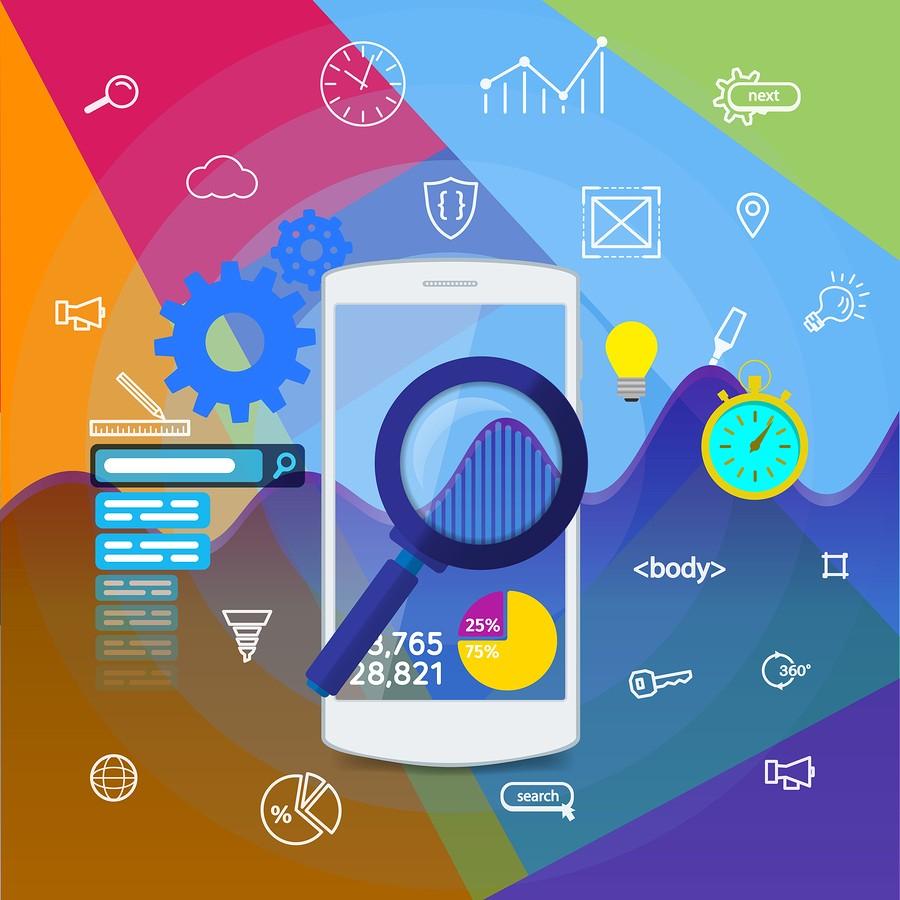 Mobile App Analatic Reports