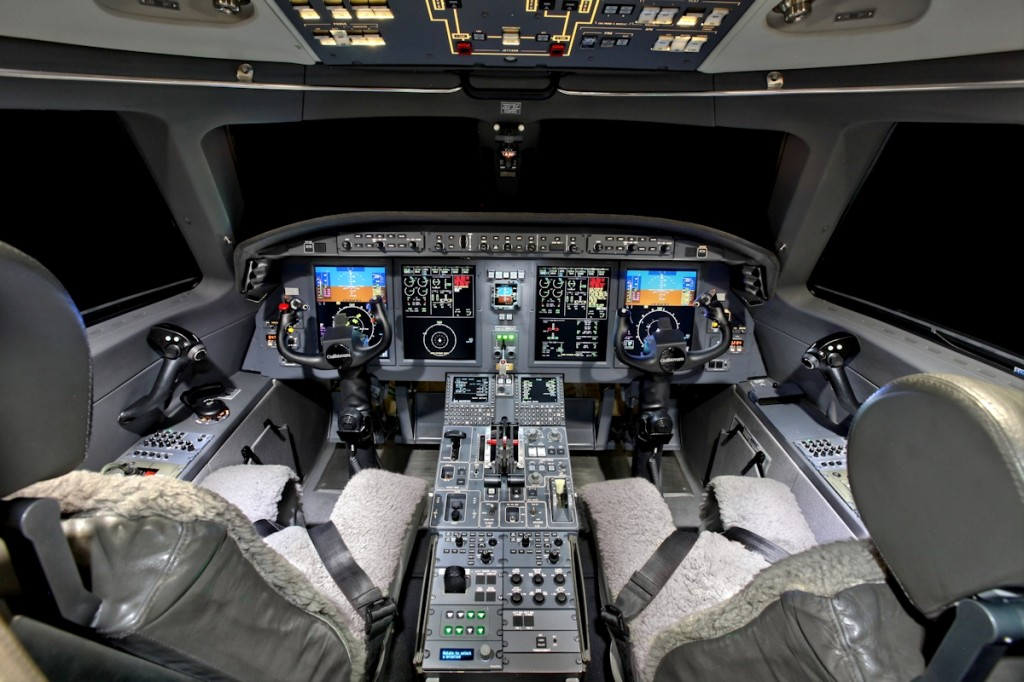 2008 Gulfstream G150 SN 265 For Sale OGARAJETS