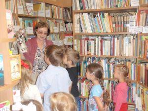 Жила-была в библиотеке книга