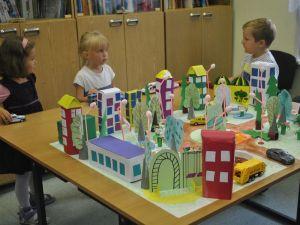 Строим дом, улицу, город!