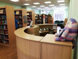Библиотека №1 открылась!!!