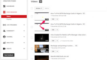 How I Watch Nigerian Movies Online At YouTube.com