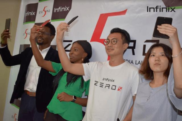 infinix zero 5 launched in Nigeria