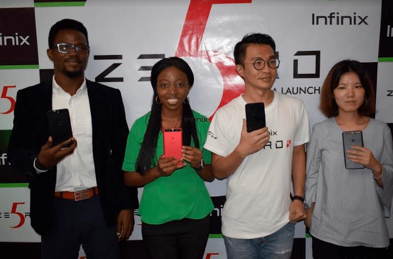 infinix zero 5 in nigeria