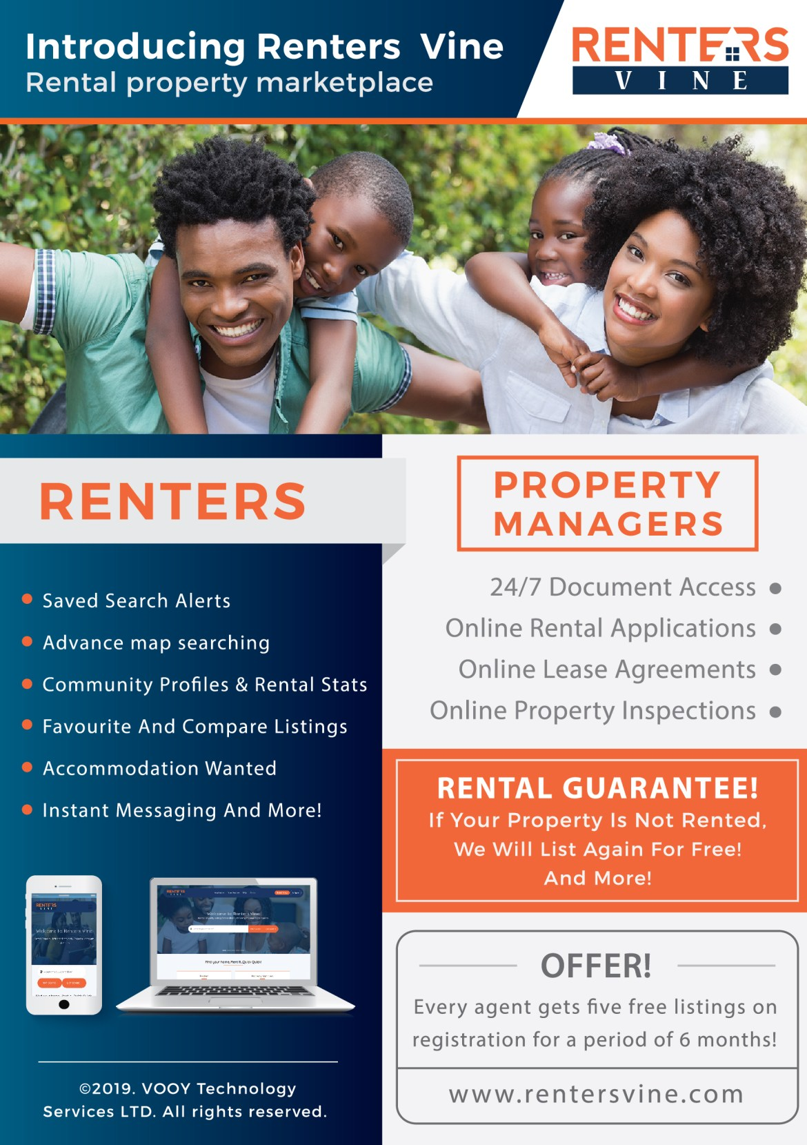 nigeria property listing platform for Landlords, Property Managers, Agents, and Renters