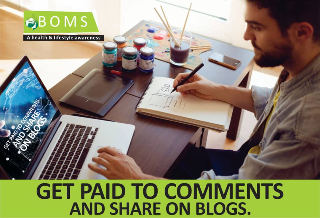 Get Paid To Socialize with Bomsmovement.com