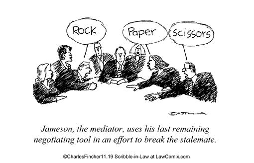 Mediation Humor