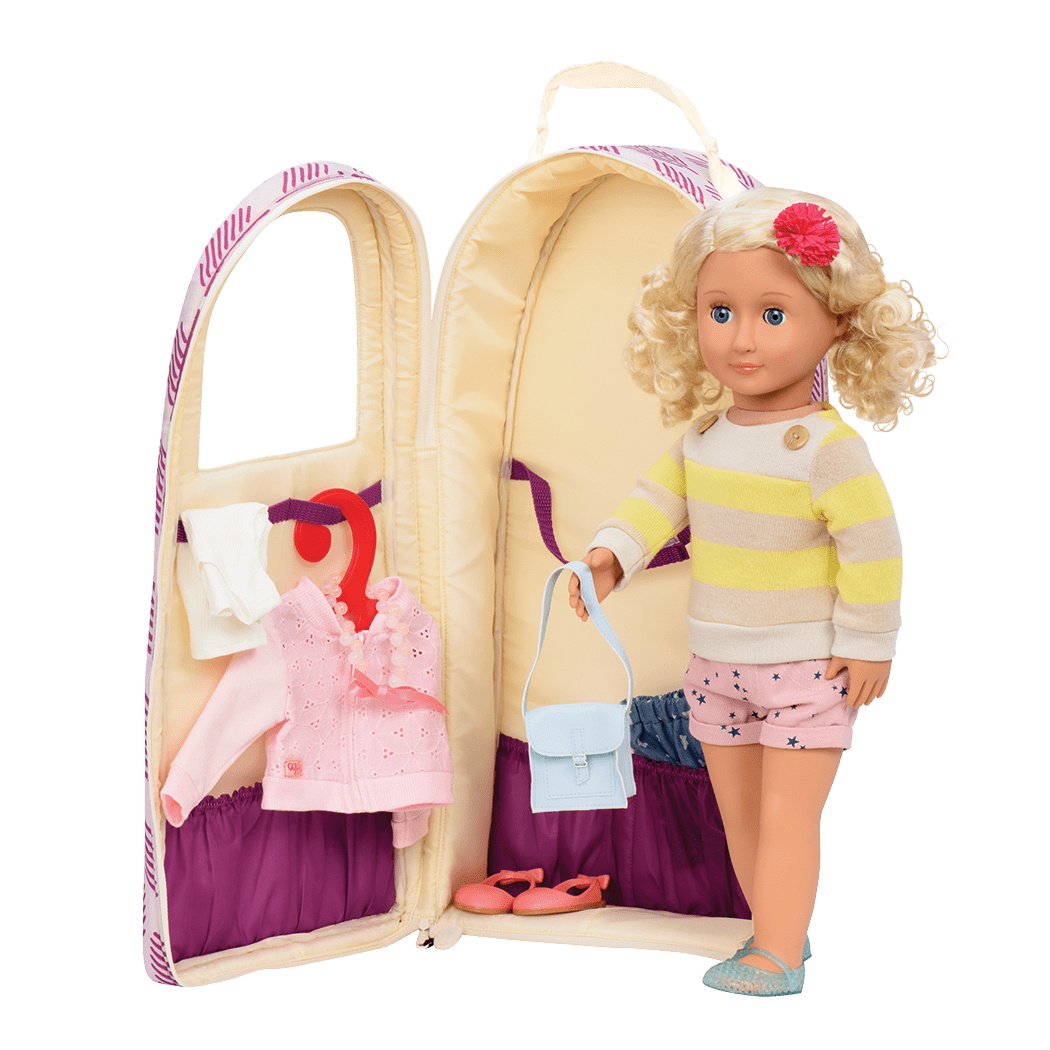BD37334 Going My Way Doll Carrier Single 02@