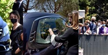 Franco Battiato, la grande commozione al funerale privato: pochi vip, …