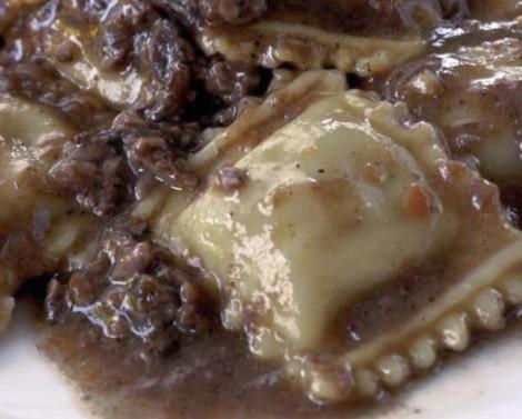I ravioli al brasato  Ricetta e Cucina