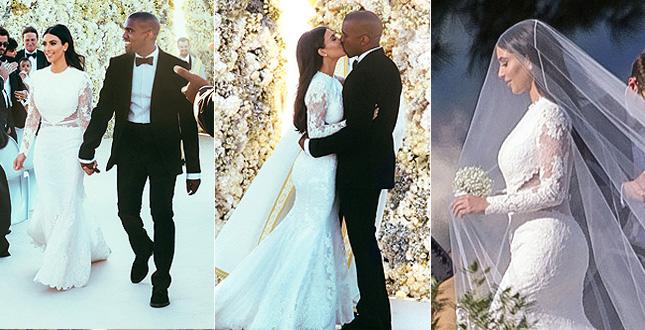 Kim Kardashian e Kanye West matrimonio blindatissimo o