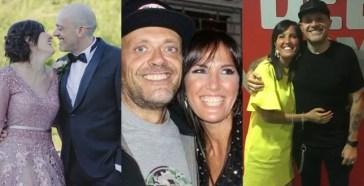Max Pezzali e la moglie Debora Pelamatti, un grande amore nato da una grande amicizia. Guarda il video privato