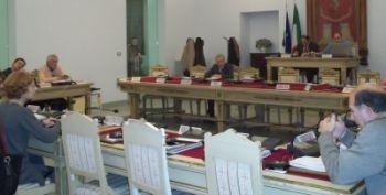 L'aula del Consiglio