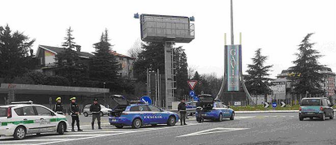 I controlli effettuati a Serravalle