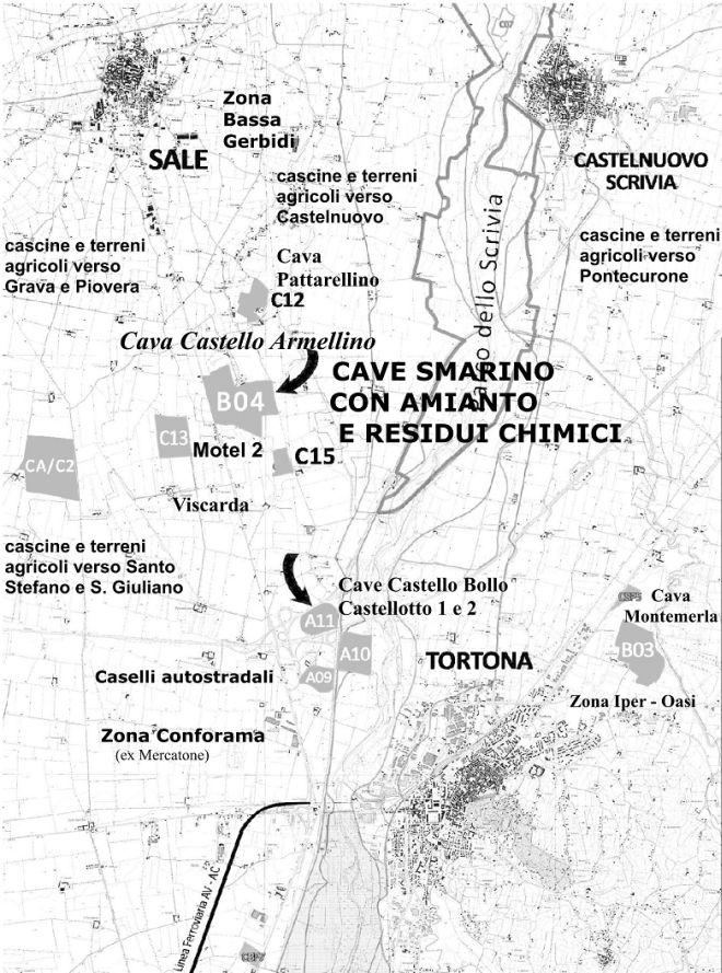 cave Terzo Valico - L
