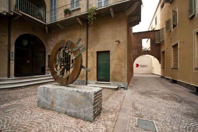 La sede della Fondazione Cassa Risparmio di Tortona