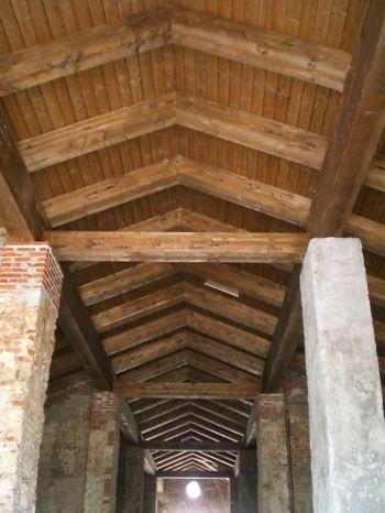 tetto legno - I