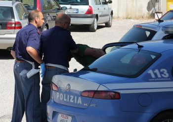 arresto polizia - Q