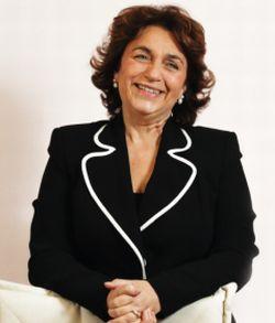 Il sindaco Titti palazzetti