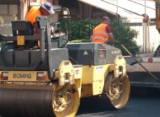 asfalto lavori - E