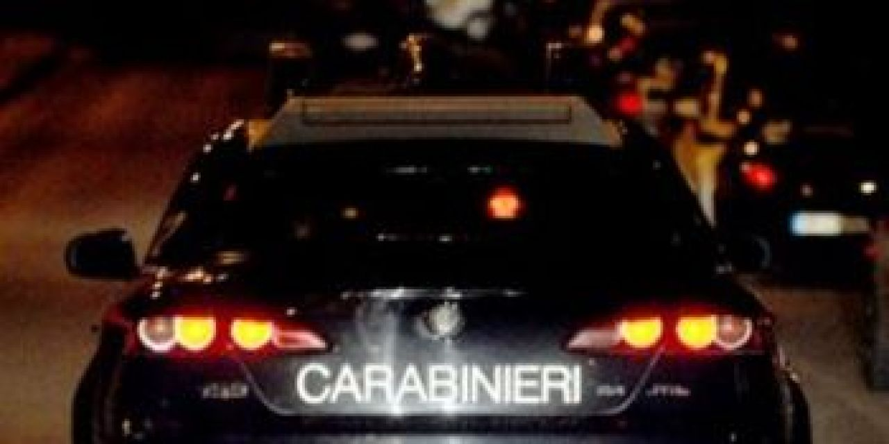 Carabinieri di Alessandria e Valenza, due arresti