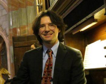 Ad Alessandria venerdì il concerto dell'organista Massimo Gabba