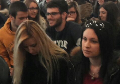 Gli studenti tortonesi del Marconi-Carbone all' Asl