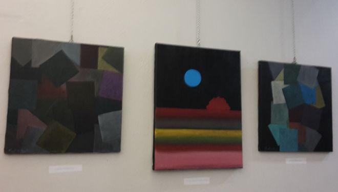 Alla sala d'arte Melchionni di Alessandria prosegue fino al 21 maggio la mostra di Pier Paolo Bianchi