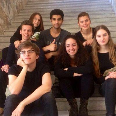 I giovani del Liceo peano di Tortona