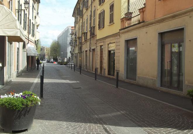 Coronavirus a Tortona: strade deserte, poco rumore e ambulanze. La Storia