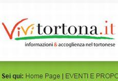 """Sempre un po' alla """"Carlona"""" il sito turistico del Comune di Tortona"""