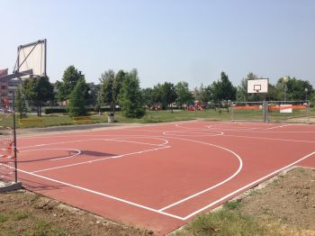 campo basket casale - Q