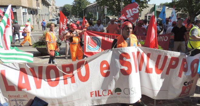 Tortona, salvi i lavoratori del Gruppo Gavio